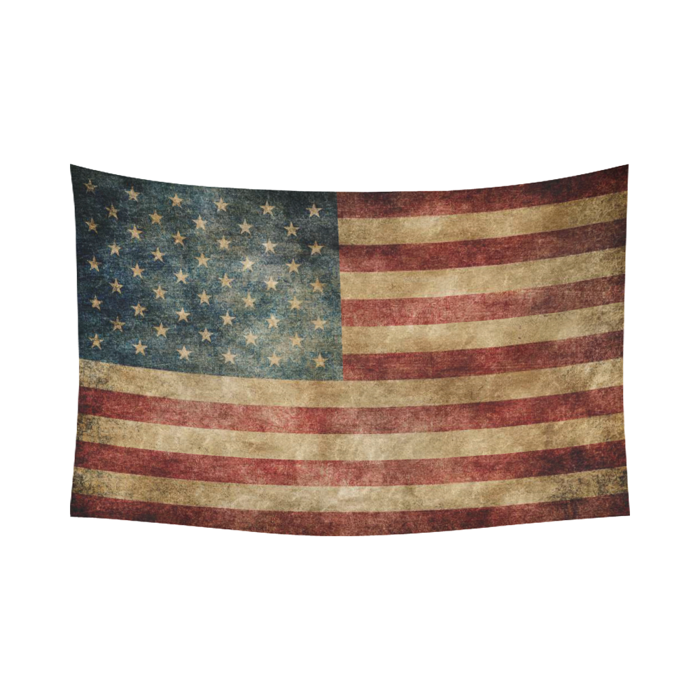 Interestprint stars and stripes usa flag wall art home Stars and stripes home decor