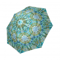 InterestPrint Stylish Mandala Foldable Travel Fashion Umbrella