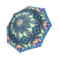 InterestPrint Stylish Mandala Foldable Umbrella