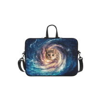 InterestPrint Classic Personalized Galaxy Space Universe Cat 13  - 13.3  /Macbook Pro Air 13 Inch Laptop Sleeve Case Bags Skin Cover for Lenovo, GW, Acer, Asus, Dell, Hp, Sony, Toshiba