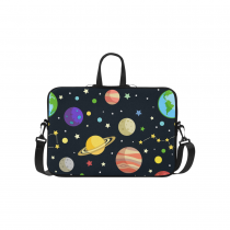 InterestPrint Classic Personalized Galaxy Space Universe Planet Star 15.4  - 15.6  /Macbook Pro 15 Inch Laptop Sleeve Case Bags Skin Cover for Lenovo, GW, Acer, Asus, Dell, Hp, Sony, Toshiba