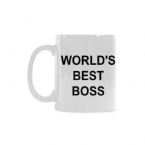 InterestPrint World's best boss  - 11 OZ Coffee Mug