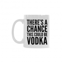 InterestPrint- May Contain Vodka - 11 OZ Coffee Mug