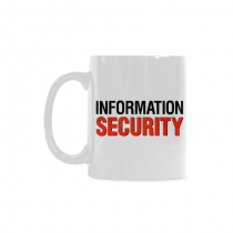 InterestPrint- Information Security - 11 OZ Coffee Mugs
