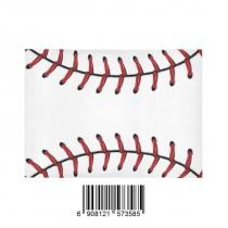 InterestPrint Sweet Home Modern Collection Custom Baseball Indoor Soft Carpet Area Rug 7' x 5'