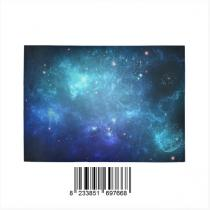 InterestPrint Sweet Home Modern Collection Custom Space Galaxy Indoor Soft Carpet Area Rug 5'x3'3