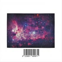InterestPrint Sweet Home Modern Collection Custom Space Galaxy Indoor Soft Carpet Area Rug 7' x 5'
