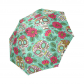 InterestPrint Fashion Dia De Los Muertos Skull Green Foldable Travel Fashion Umbrella