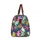 InterestPrint Custom Sugar Skull Travel Bag /Duffel Bag/Luggage Bag/Weekender Bag