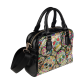 InterestPrint Sugar Skull Women's Shoulder Handbag/Tote Bag/Travel Bag