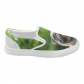 InterestPrint Hipster Pug Casual Slip-on Canvas Women's Fashion Sneakers Shoes