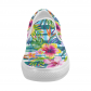 InterestPrint Hawaiian Floral Casual Slip-on Canvas Women's Fashion Sneakers Shoes