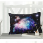 InterestPrint Universe Space Nebula Galaxy Colorful Twinkling Stars Sky Pillowcase Standard Size 20 x 26 Inches for Couch Bed - Deep Space Nebula with Star Pillow Cases Cover Set Pet Shams Decorative